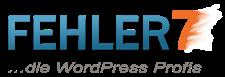 FehlerSieben WordPress Profis